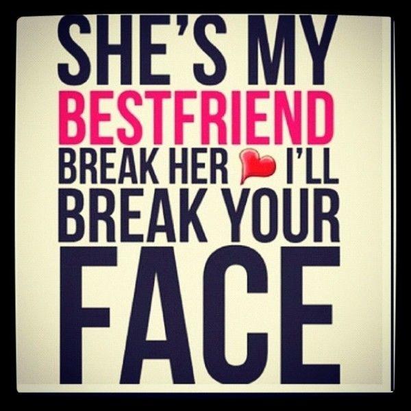 My best friend?