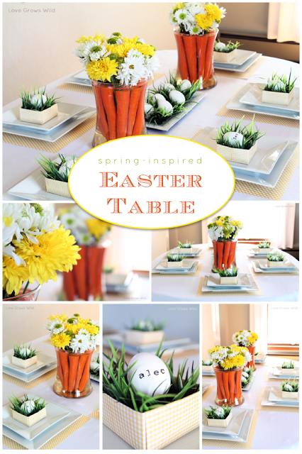 Diy easter table pictures photos and images for facebook tumblr