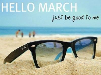 Etonnant Hello March Just Be Good To Me Pictures, Photos, And Images For Facebook,  Tumblr, Pinterest, And Twitter