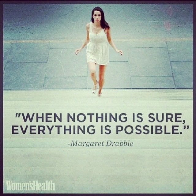 Exceptional When Nothing Is Sure, Everything Is Possible