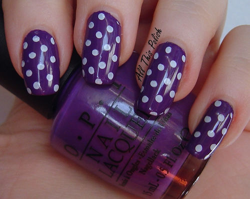 Opi Polka Dot Nail Art Pictures Photos And Images For Facebook