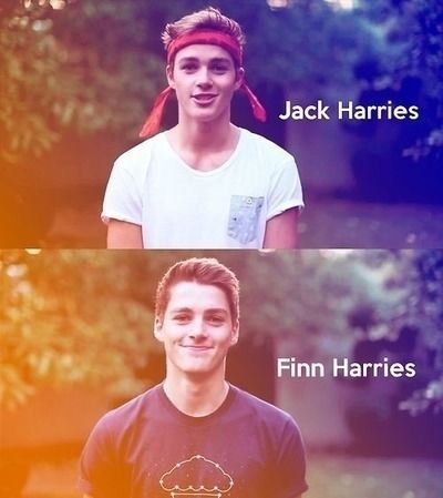 jack and finn harries instagram - photo #11