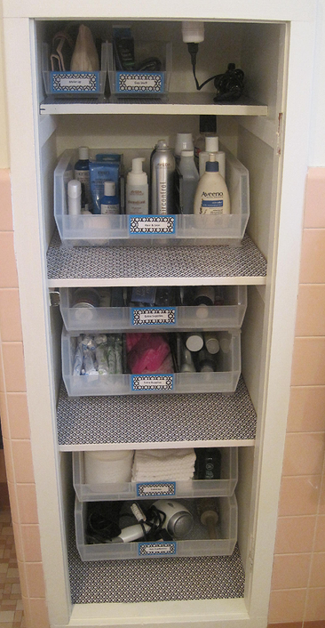 diy linen closet organization pictures photos and images for