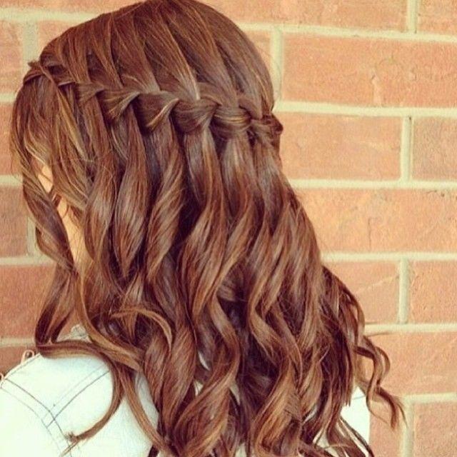 интересные прически для девушек на длинные волосы