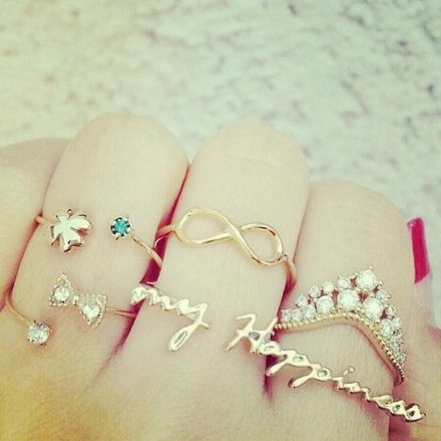 Cute Finger Rings Pictures, Photos, and Images for Facebook, Tumblr, Pinterest, and ...