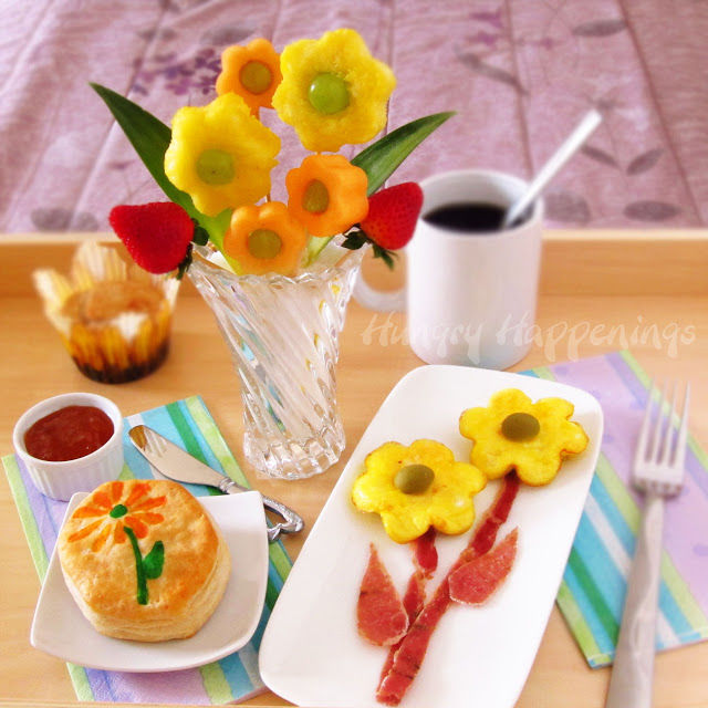 DIY Mother's Day Breakfast In Bed Pictures, Photos, And