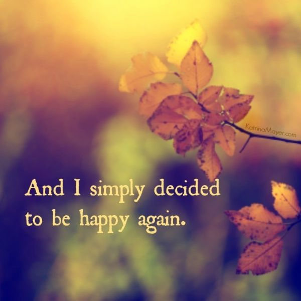 Image Quotes About Being Happy: Being Happy Again Quotes. QuotesGram