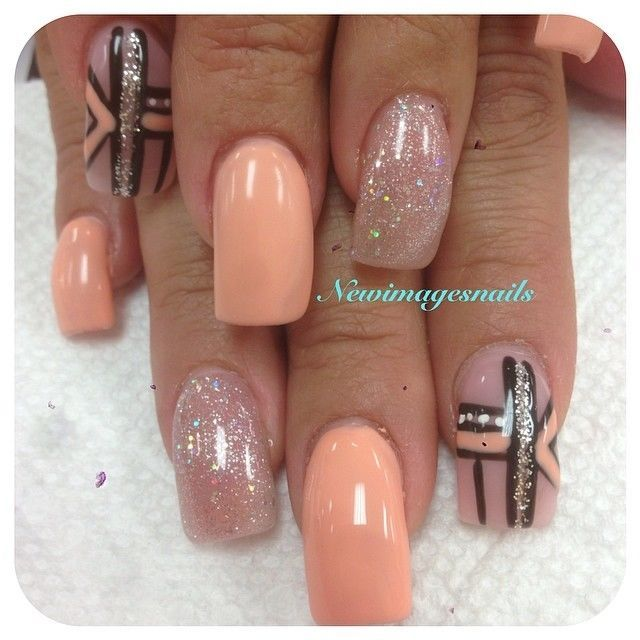 Gel Polish Tribal Nails Pictures, Photos, and Images for Facebook