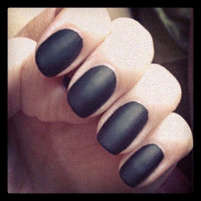 Laque nail full set matte Mountains clothes - Nail Art Design Ideas ...