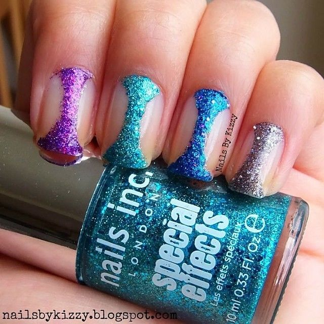 Glitter Nails Design Pictures, Photos, and Images for Facebook ...