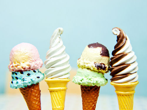 Image result for summer ice cream photos
