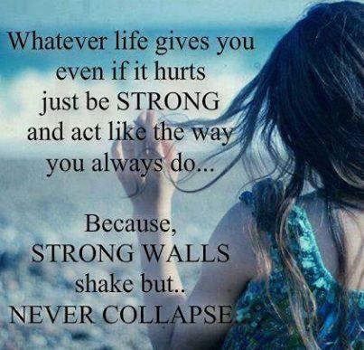 just be strong pictures photos and images for facebook