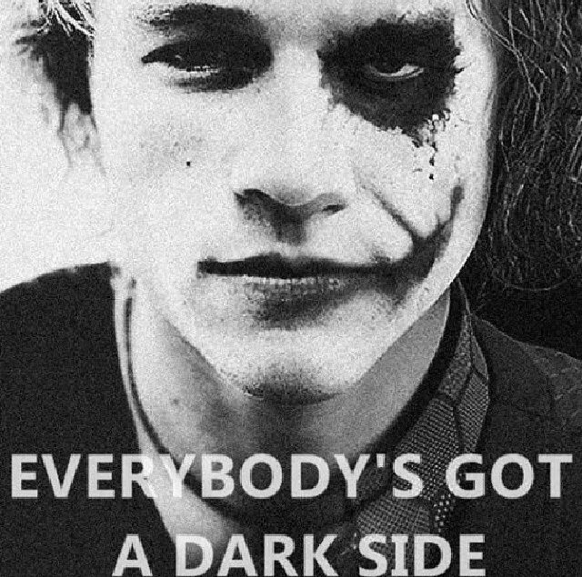 Everybodys Got A Dark Side Pictures, Photos, And Images