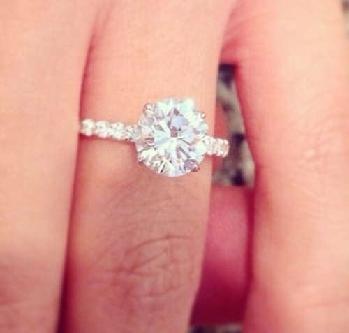 diamond wedding ring - Wedding Rings Tumblr