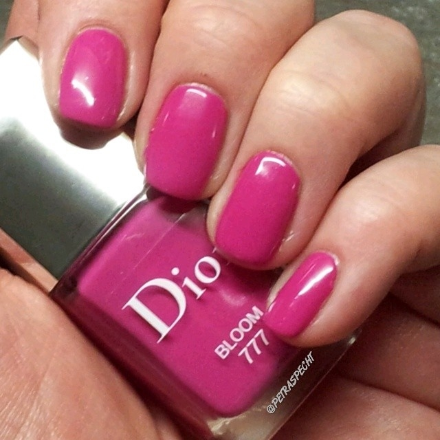 Dior Pink Nail Polish Pictures Photos And Images For