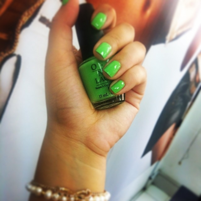 OPI Green Nail Polish Pictures, Photos, and Images for Facebook ...