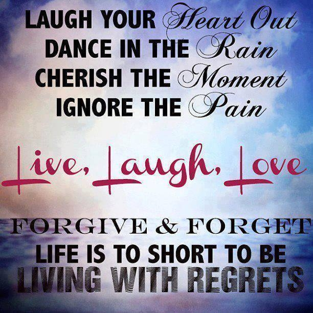 Live Laugh Love Quotes : Live Laugh Love Quotes Tumblr Images & Pictures - Becuo