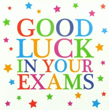 good luck in your exams pictures photos and images for