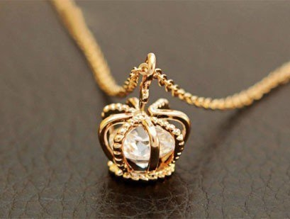Crown Necklace Pendant Pictures Photos And Images For Facebook