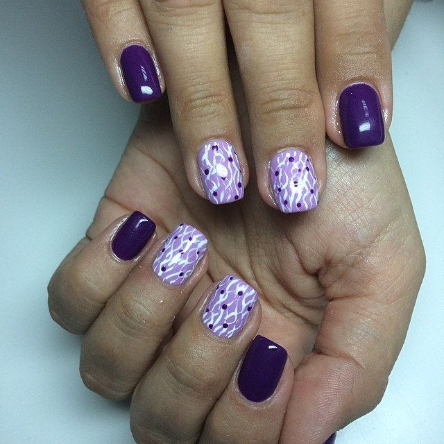 Purple And Violet Nails Pictures, Photos, and Images for Facebook ...