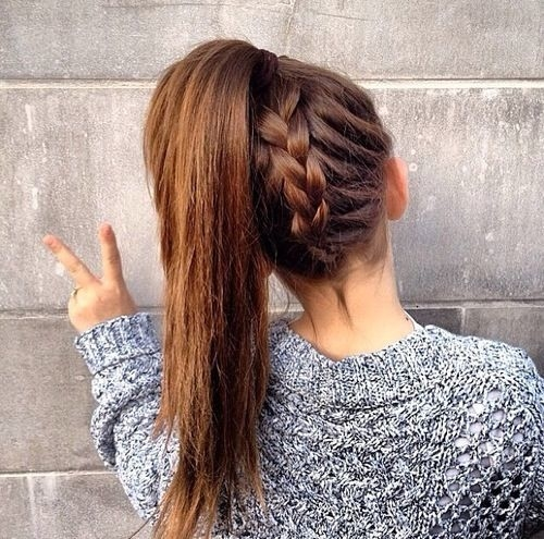 Braid Hairstyle Pictures, Photos, and Images for Facebook ... Hair Tumblr Braid
