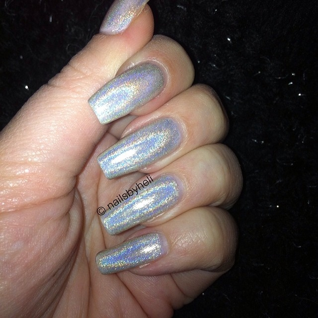 holographic nails pictures photos and images for facebook tumblr