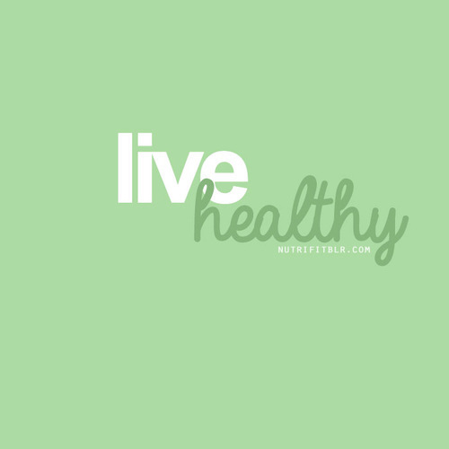 Awesome Live Healthy