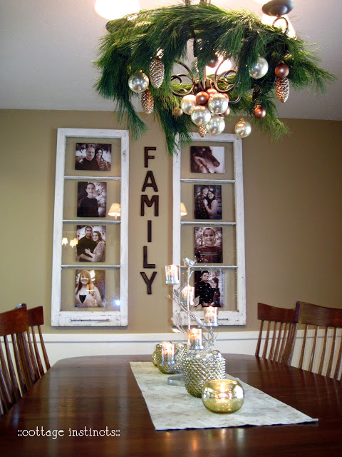 Use Old Windows To Display Family Photos Pictures Photos