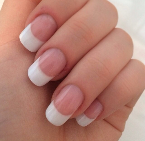 French Manicure Pictures Photos And Images For Facebook Tumblr