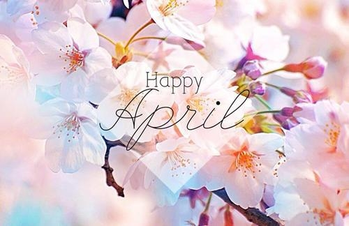 Happy April Pictures, Photos, and Images for Facebook, Tumblr, Pinterest,  and Twitter