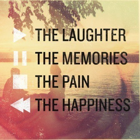 Quotes About Happiness And Laughter Adorable The Laughter Memories Pain And Happiness Pictures Photos And