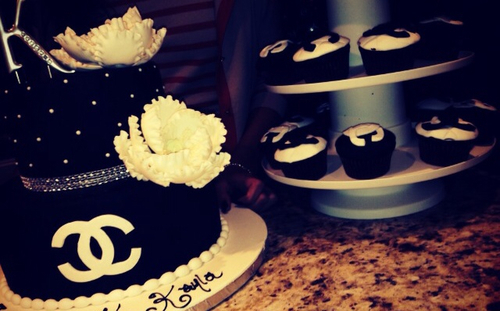Chanel Cake And Cupcakes Pictures Photos And Images For