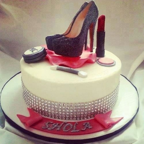 Fashion And Makeup Cake Pictures Photos and Images for Facebook