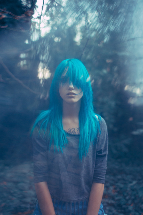 Long Blue Hair Pictures Photos And Images For Facebook Tumblr
