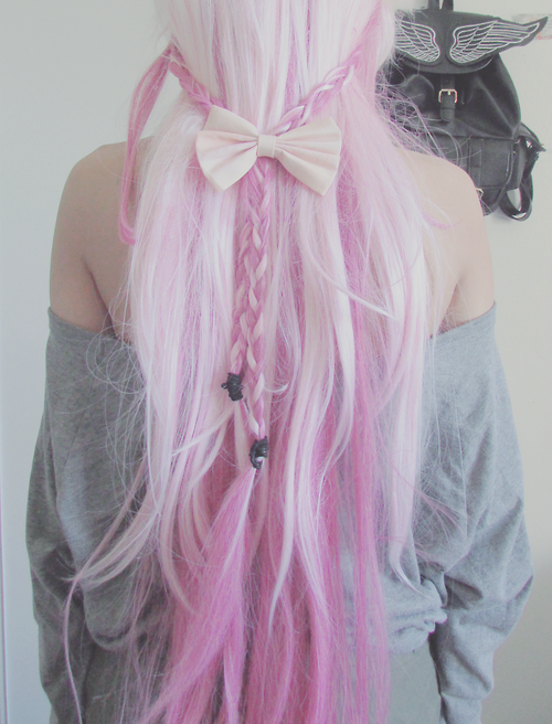 Pastel Pink Hair Pictures, Photos, and Images for Facebook ...