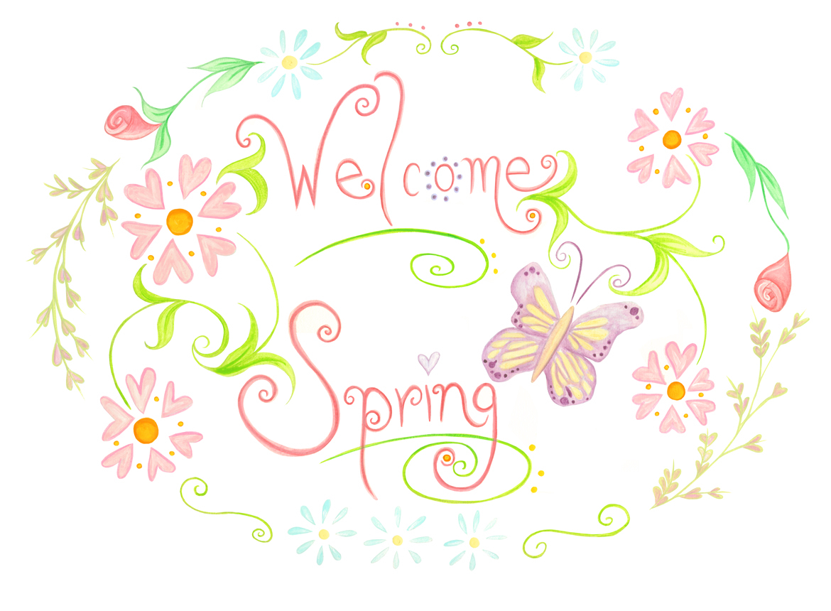 welcome spring pictures photos and images for facebook