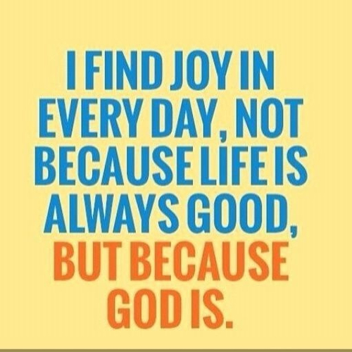 God is life