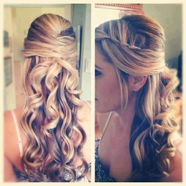 Magnificent Cool Hairstyle 2014 Curly Dirty Blonde Hair Tumblr Hairstyles For Women Draintrainus