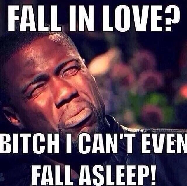 Funny Kevin Hart Instagram Photos Fall In Love