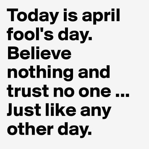 Today Is April Fools Day Pictures, Photos, and Images for ...
