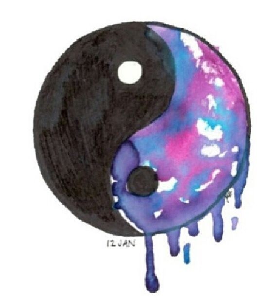 Colorful Ying Yang Pictures, Photos, and Images for Facebook ...