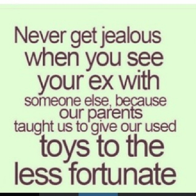 Jealousy Quotes Tumblr: Never Get Jealous Pictures, Photos, And Images For