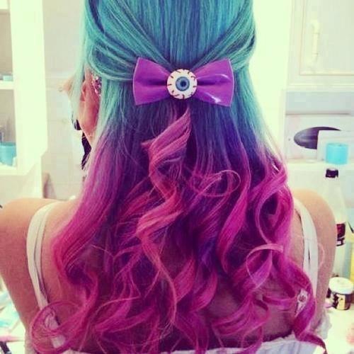 fotos de colores de cabello: