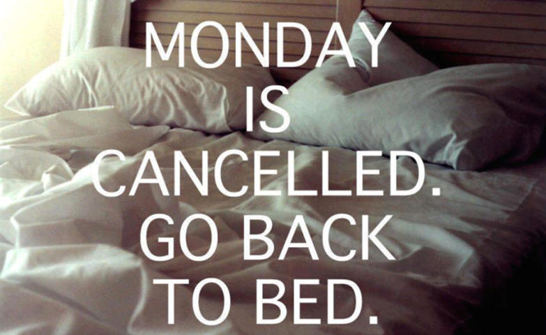 Monday Is Cancelled Pictures, Photos, and Images for