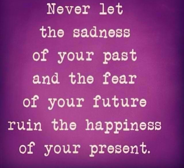 Never Let The Sadness Of Your Past Pictures, Photos, and Images ...