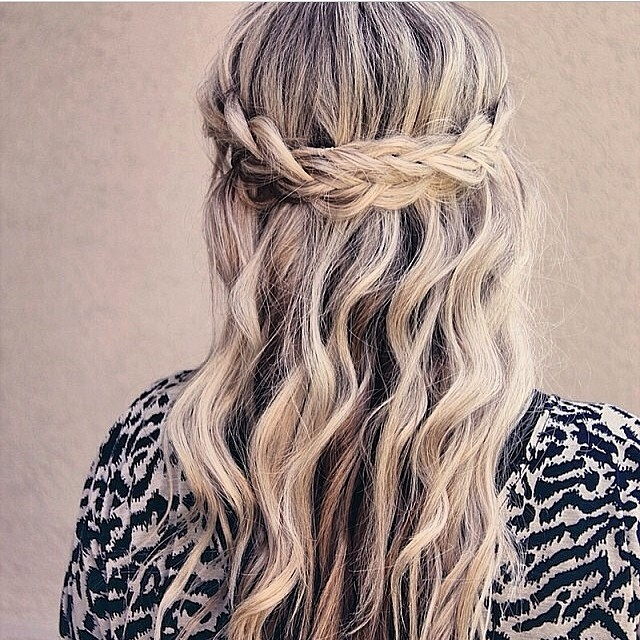 Pics For Gt Tumblr Hairstyles Braids