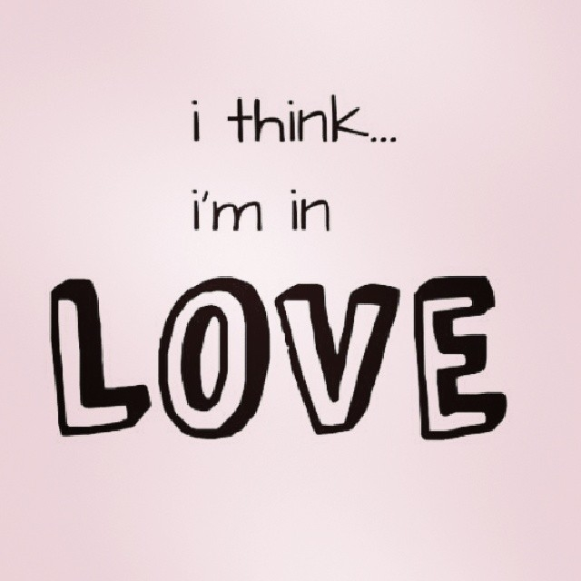 Im In Love Quotes I Think Im In Love Pictures, Photos, and Images for Facebook  Im In Love Quotes
