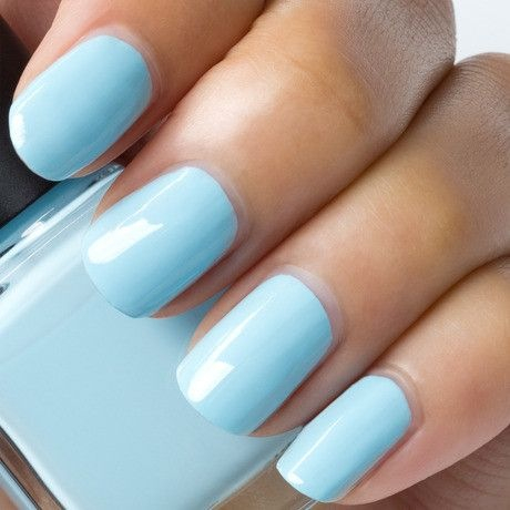 Baby Blue Nails Pictures Photos And Images For Facebook