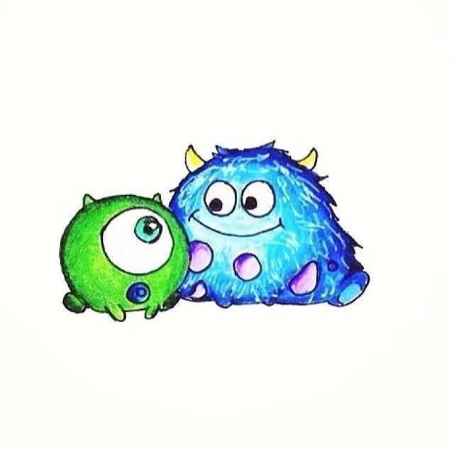 Cute Monsters Inc