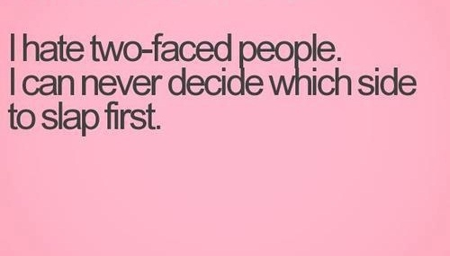 Two Faced People Pictures, Photos, and Images for Facebook ...